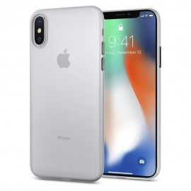 iPhone X Case Air Skin Spigen
