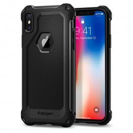 iPhone X Case Rugged Armor Extra Spigen