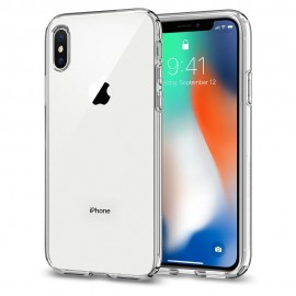 iPhone X Case Liquid Crystal Spigen
