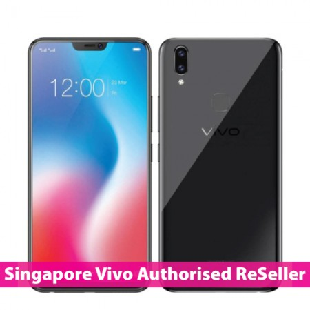 Vivo V9 64GB + 4GB ROM (NEW)